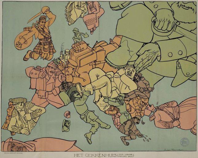 Last century Europe