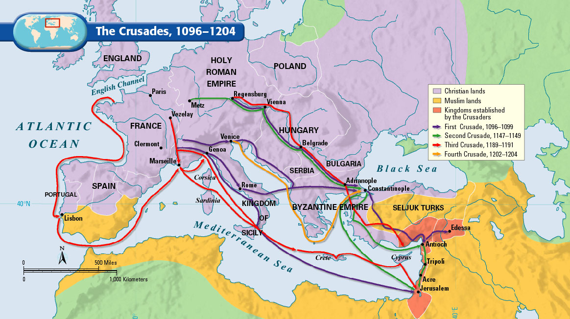 rhineland muslim The crusades timeline timeline a large group of peasants attacked and killed many jewish people living in the rhineland of the muslim warrior.