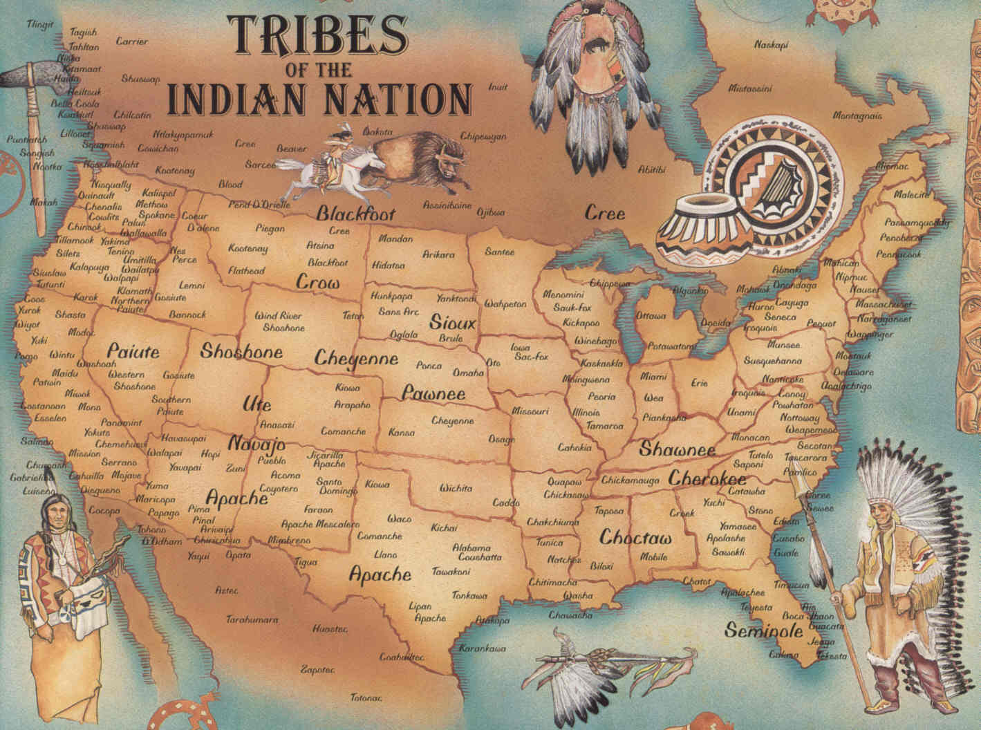 native_american_tribes Indian Reservation Map Of Us on map of us indian wars, map of texas indian reservations, map of us indian tribes, map of indian reservations in the 1775, map of nd indian reservations, american indian reservations, map of native american indians, map of reservations in the united states, map of american reservations, bia map indian reservations, map of us indian casinos, usa map indian reservations, map of indian reservations in 1890, maps of current indian reservations,