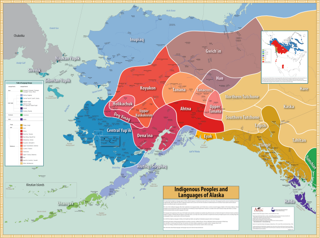 Indigenous Peoples and Languages of Alaska