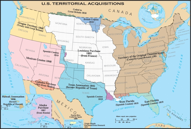 United States territorial acquisitions